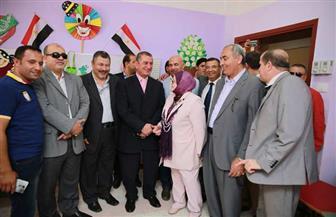 محافظ كفر الشيخ يفتتح تطوير مدرسة حسن مصطفى الابتدائية ببيلا بتكلفة 5 ملايين جنيه| صور