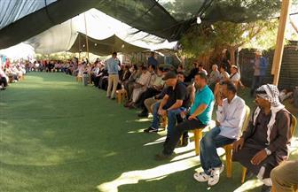"""""""الجهالين"""": الفلسطينيون يحتشدون لمناصرة أهالي """"الخان الأحمر"""""""