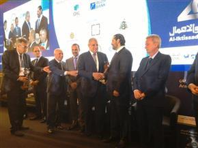 خالد حنفى: مصر شهدت إصلاحات اقتصادية وتنموية كبيرة خلال الفترة الأخيرة تؤتى ثمارها قريبا | صور