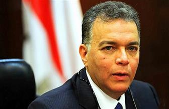 """وزير النقل يتابع مشروع تطوير """"القاهرة أسيوط الصحراوي الغربي"""" وكوبري طريق الفيوم"""