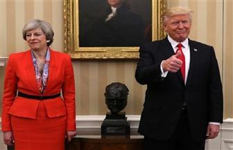 هاجمها في الصحافة ومدحها أمام الكاميرات .. ماذا قال ترامب عن رئيسة وزراء بريطانيا؟