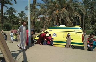 مأمور البدرشين: 40 مصابا حصيلة حادث قطار البدرشين