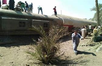 تعرف على أقوال الركاب أمام النيابة في حادث قطار البدرشين