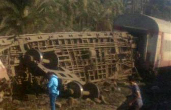 النيابة الإدارية تفتح تحقيقا عاجلا في حادث قطار البدرشين