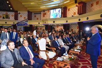 """محافظ الشرقية: الرئيس """"السيسي"""" استطاع تثبيت أركان ومؤسسات الدولة ومكافحة الإرهاب"""