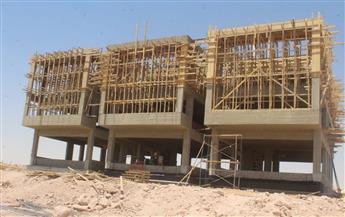 """""""مدبولي"""": جار تنفيذ 1000 وحدة سكنية بالإسكان الاجتماعي في أسوان الجديدة"""