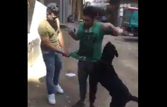 """بدء التحقيق مع """"سيكا"""" لاتهامه بإذلال جاره الكفيف بكلب شرس"""