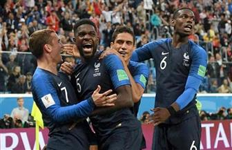 تعرف على التشكيلة الرسمية لفرنسا وكرواتيا فى نهائى كأس العالم