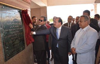 محافظ الغربية ورئيس جامعة طنطا يفتتحان مبنى مركز السموم بمستشفى الطوارئ | صور