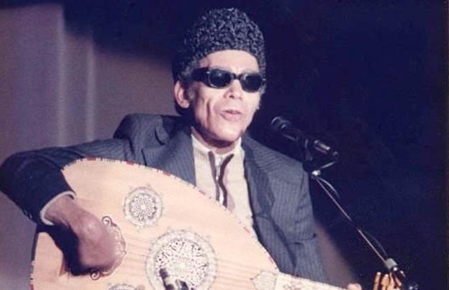 الاحتفال بالذكرى المئوية لميلاد الشيخ إمام في بيت السناري - بوابة الأهرام