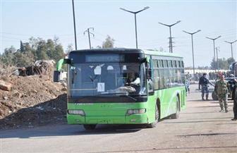 بدء خروج مسلحي درعا وعائلاتهم إلى الشمال السوري