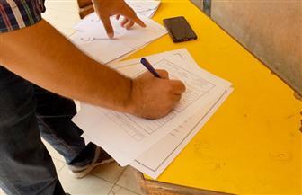 إقبال مكثف على مقر لجنة تظلمات نتائج الثانوية العامة بالفيوم | صور