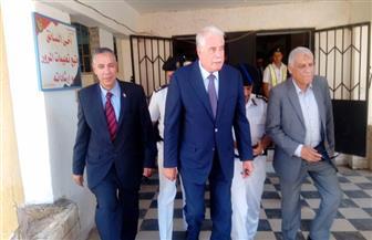 تفاصيل جولة محافظ جنوب سيناء في أبورديس وأبوزنيمة لتفقد مشروعات بتكلفة مليار جنيه | صور