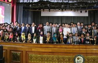 تعيينات جديدة فى جامعة بنى سويف ودورات تدريبية للخريجين وأبناء المحافظة | صور