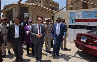 محافظ بنى سويف: نمتلك خطة لتطوير الخدمات الجماهيرية | صور
