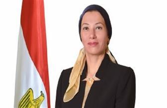 وزيرة البيئة تقود الجولة التفقدية لأطقم التفتيش على نهر النيل