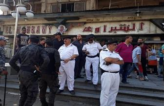 حكمدار الجيزة يقود أكبر حملة لإزالة التعديات والإشغالات| صور