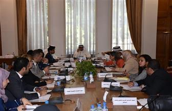 ننشر تفاصيل الاجتماع التنسيقي بجامعة الدول العربية حول مشاركتها بمعرض القاهرة للكتاب | صور
