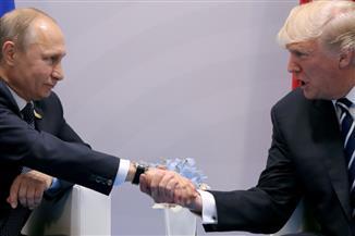 ترامب: انتظروا منى مباراة ملاكمة مع بوتين