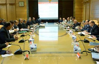 تفاصيل اجتماع اللجنة الوزارية للإنتاج