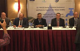 رجب عبدالعظيم: إزالة التعديات عزز وصول المياه للمزارعين