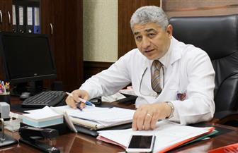 أحمد فتحي: معهد القلب جاهز لإنهاء قوائم الانتظار بشرط توفير المستلزمات الطبية