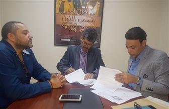 """محمد الغيطي يتعاقد على """"الملوك الثلاثة"""" عن الحروب الصليبية بتوقيع محمود كامل"""