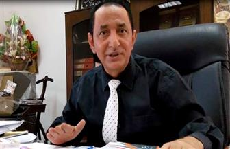 """رئيس جامعة """"العريش"""" يعلن الخطة الوقائية خلال فترة تعليق الدراسة"""
