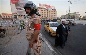فرض حظر التجول في مدينة البصرة العراقية