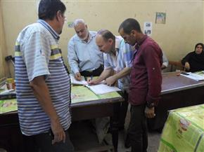إحالة 155 من العاملين بالمحليات والصحة والتضامن في كفرالزيات للتحقيق | صور