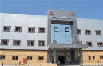 انتهاء عمليات إنشاء مستشفى بلطيم المركزي بطاقة 144 سريرا بمركزالبرلس | صور