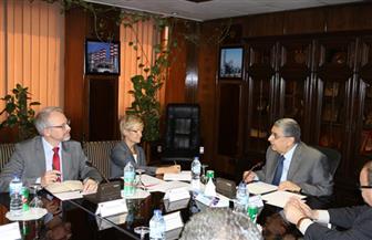 """""""بنك التعمير الألماني"""": مستعدون لتقديم الدعم لمشروعات الطاقة المتجددة بمصر"""