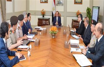الرئيس السيسي: عام 2020 سيشهد نقلة حضارية وثقافية لمصر مع افتتاح المتحف المصري الكبير