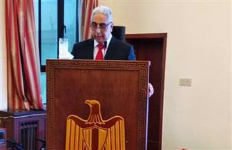 سفير مصر ببكين: إقامة علاقات دبلوماسية مع الصين من ثمرات ثورة يوليو | صور