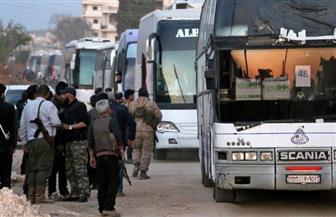 التليفزيون السوري: دخول حافلات لإجلاء سكان من كفريا والفوعة
