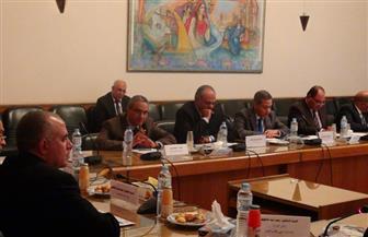 اللجنة المشتركة للزراعة والري تناقش تحديد مساحات الأرز | صور