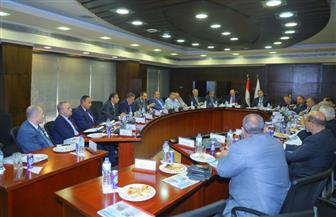 وزير النقل: الانتهاء من دراسة خطة تطوير الموانئ | صور