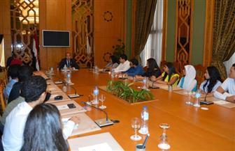 وزارة الخارجية تتواصل مع شباب برامج التبادل الثقافي والدراسي