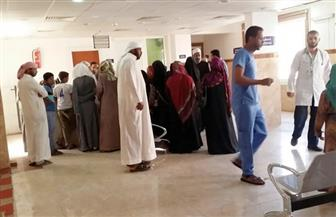 قافلة الأزهر الطبية لجنوب سيناء تختتم أعمالها بعد إجراء 90 عملية جراحية وفحص 4900 مريض