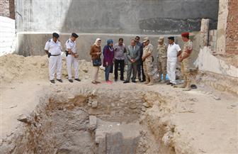 الأمين العام للمجلس الأعلى للآثار يتفقد تابوت الإسكندرية لبدء إجراءات فتحه | صور