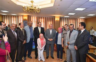 """وزير القوى العاملة ومحافظ الشرقية يكرمان أعضاء مبادرة """"مصر بكم أجمل""""   صور"""