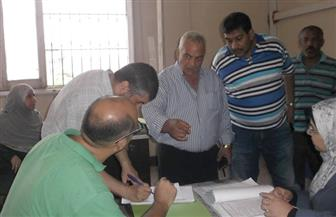 لجنة متخصصة لصيانة الطاقة الشمسية بحي الزاوية الحمراء | صور