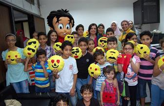 انطلاق الورشة العلمية الصيفية لمجلة علاء الدين وسط إقبال كبير للأطفال | صور