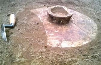 بعثة أثرية تكشف أقدم ورشة لصناعة فخار الدولة القديمة بأسوان