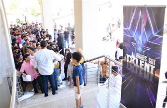 توافد مئات المواهب في اختبارات الموسم السادس لبرنامج Arabs Got Talent 6 بالقاهرة  صور