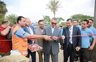 محافظ كفر الشيخ يفتتح مركز إسعاف البحوث بتكلفة 600 ألف جنيه |صور