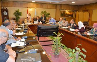محافظ الغربية يطالب بالتنسيق بين وكلاء الوزارة ورؤساء المدن لحل مشكلات المواطنين | صور