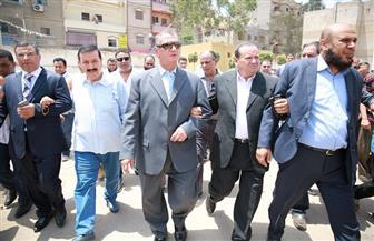 محافظ كفر الشيخ يحيل 20 طبيبا للتحقيق بمستشفى سيدي سالم المركزي | فيديو وصور
