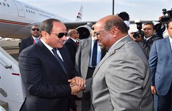 مصر ترحب بجهود الرئيس عمر البشير من أجل التوسط بين الأشقاء في جنوب السودان