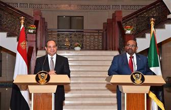 الرئيس السيسي: نعمل على الانتهاء من ملف ربط الكهرباء مع السودان